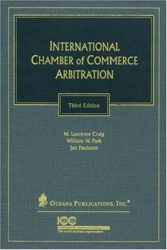 9780379213928: International Chamber of Commerce Arbitration