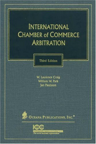 9780379213928: International Chamber of Commerce Arbitration