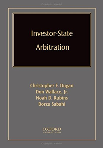 9780379215441: Investor-State Arbitration