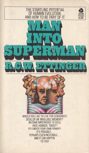 9780380000470: Man into Superman