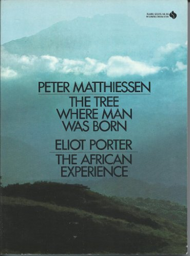 9780380000500: The Tree Where Man Was Born AND the African Experience