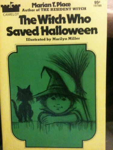 9780380000975: Witch Who Saved Halloween