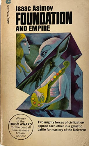 The Foundation Trilogy: Foundation, Second Foundation, Foundation: Asimov, Isaac