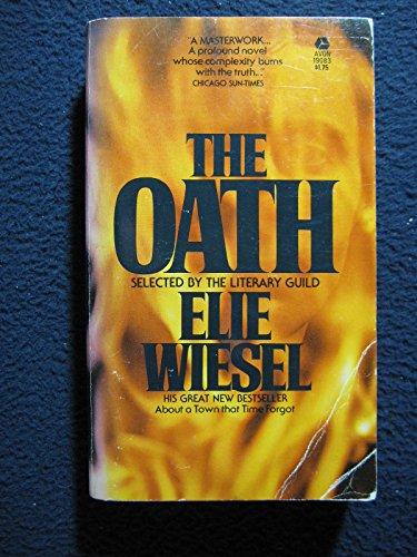 The Oath: Wiesel, Elie