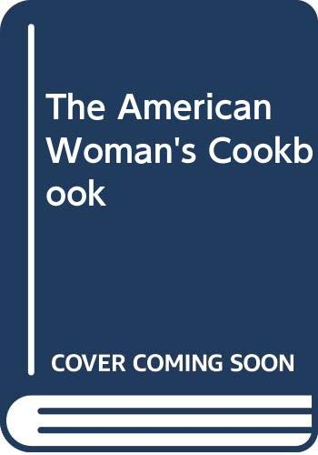 9780380001248: The American Woman's Cookbook