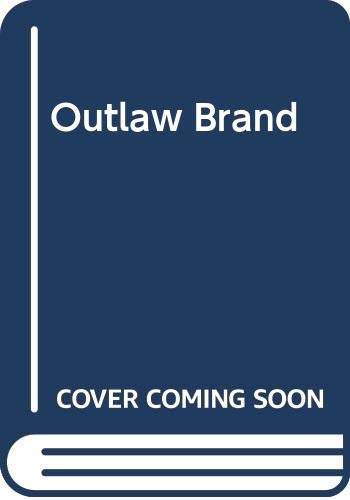 9780380001729: Outlaw Brand
