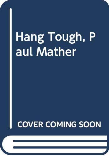 9780380002252: Hang Tough, Paul Mather
