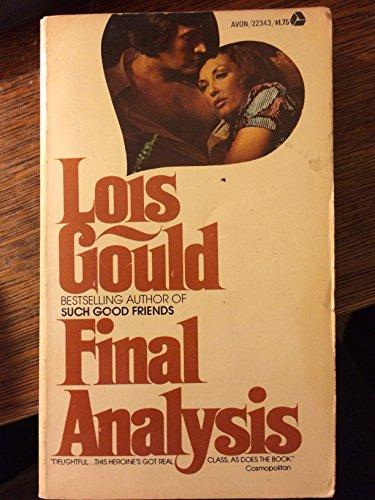 9780380002344: Final Analysis