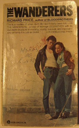 9780380002429: The Wanderers