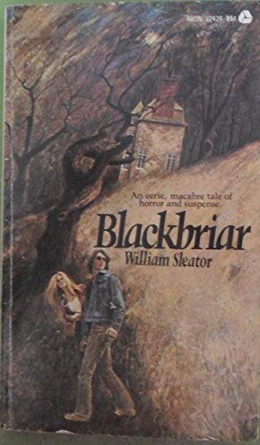 9780380002481: Blackbriar