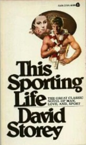 9780380002542: This Sporting Life (Avon Books, 21394)