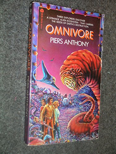 Omnivore (Of Man and Manta, No. 1): Anthony, Piers