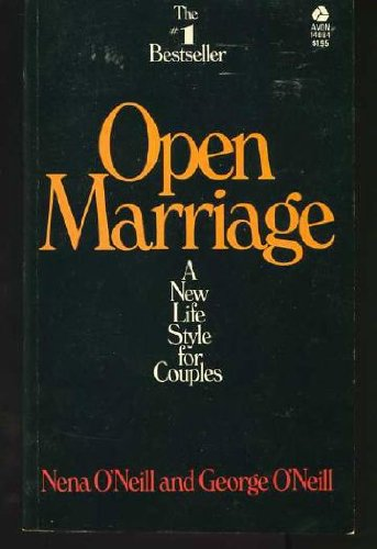 9780380002719: Open Marriage: A New Lifestyle for Couples