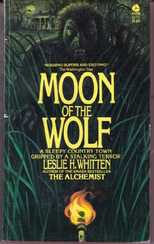 9780380002856: Moon of the Wolf