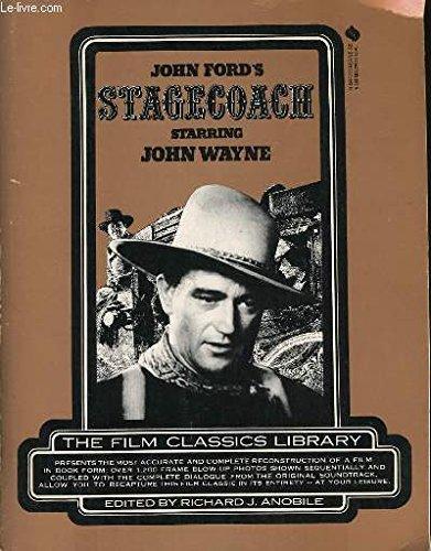 9780380002917: John Fords Stagecoach: Starring John Wayne