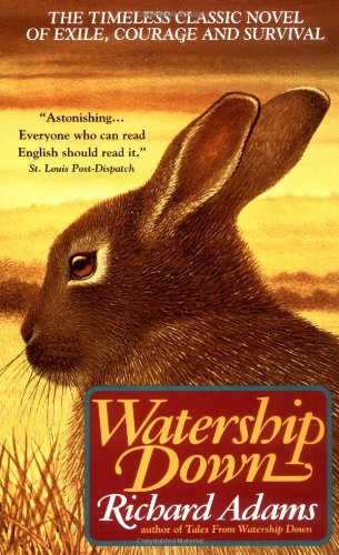 9780380002931: Watership Down