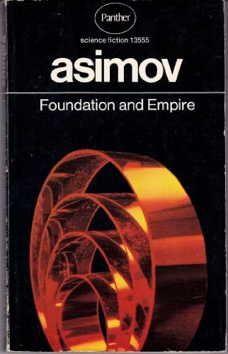 Foundation and Empire #2 (Avon SF, N305): Isaac Asimov