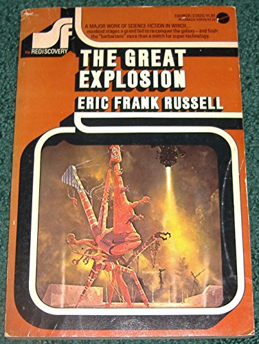 9780380003167: The Great Explosion (SF rediscovery series)