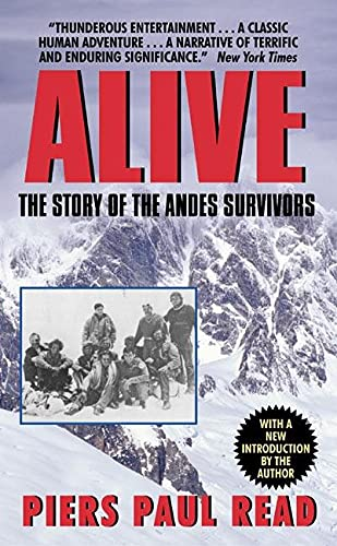 9780380003211: Alive: The Story of the Andes Survivors
