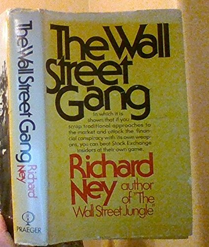 9780380003365: The Wall Street gang