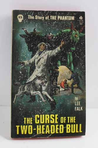9780380003815: The Curse of the Two-Headed Bull (The Story of the Phantom, 15)