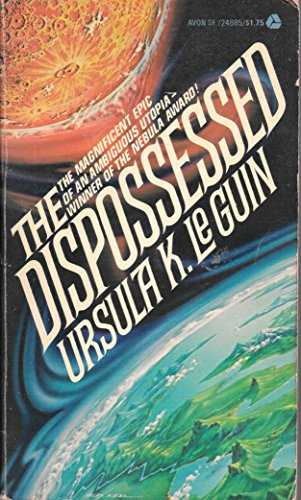 9780380003822: The Dispossessed