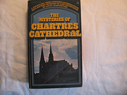 THE MYSTERIES OF CHARTRES CATHEDRAL: Charpentier, Louis