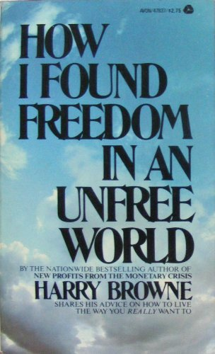 9780380004232: How I Found Freedom in an Unfree World