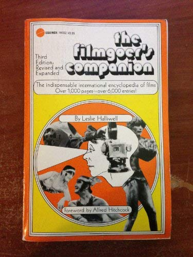 The Filmgoers Companion (0380004305) by Halliwell, Leslie