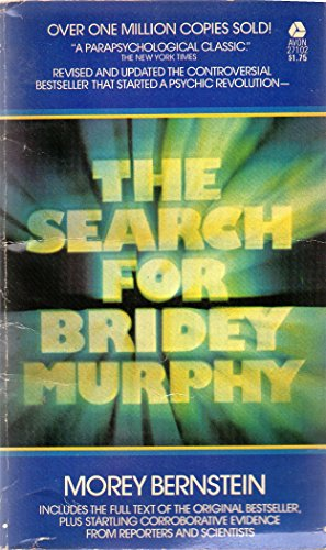 9780380004416: The search for Bridey Murphy
