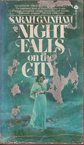 9780380004423: Night Falls on the City