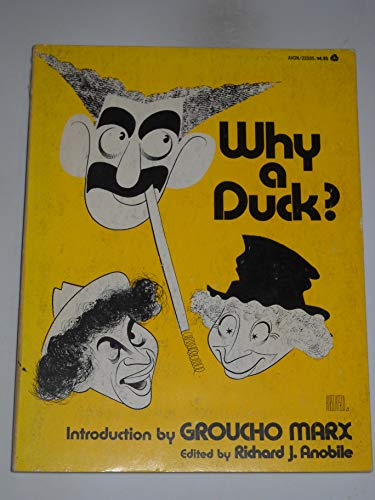 9780380004522: Why a Duck?