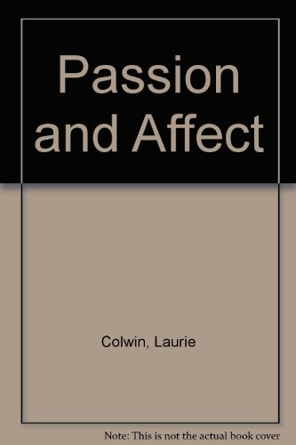 9780380004546: Passion and Affect