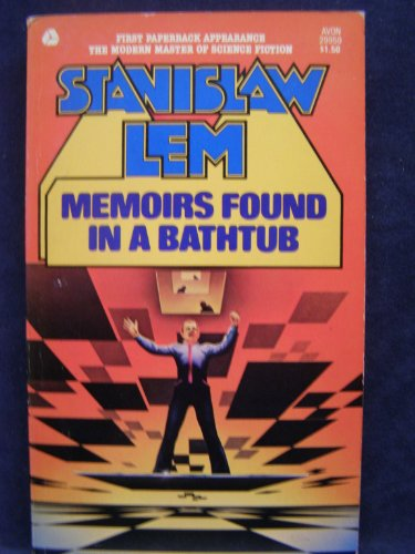 9780380004560: Memoirs Found in a Bathtub
