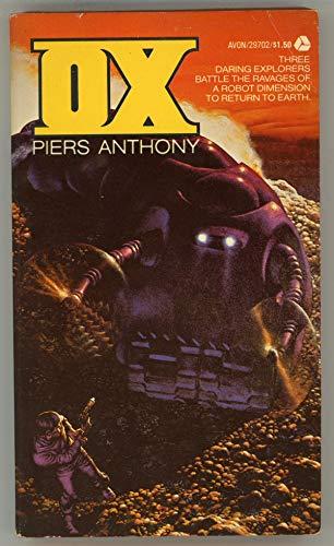 Ox; Prostho Plus (2 Books): Anthony, Piers