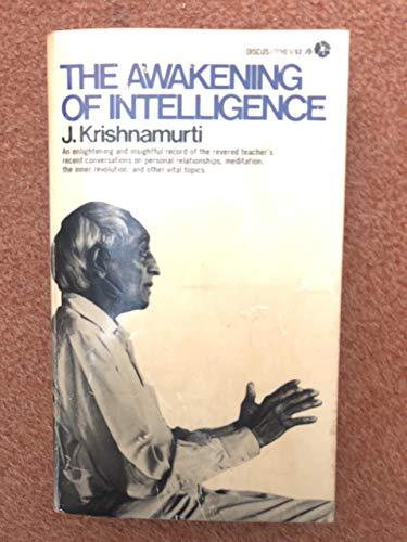 9780380004621: Awakening of Intelligence