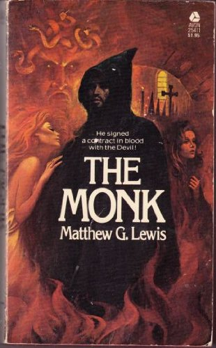 9780380004683: The Monk