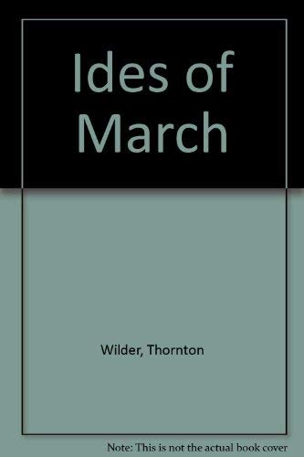 9780380004843: Title: Ides of March