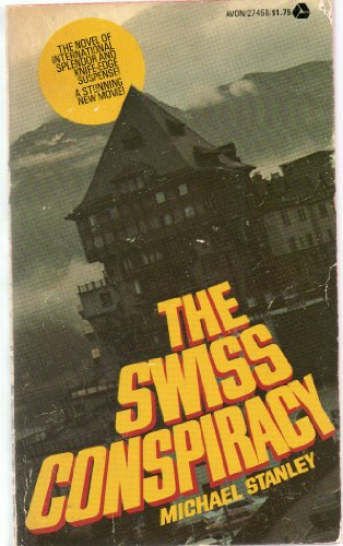 9780380004928: The Swiss Conspiracy