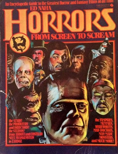 9780380004997: Horrors: From Screen to Scream