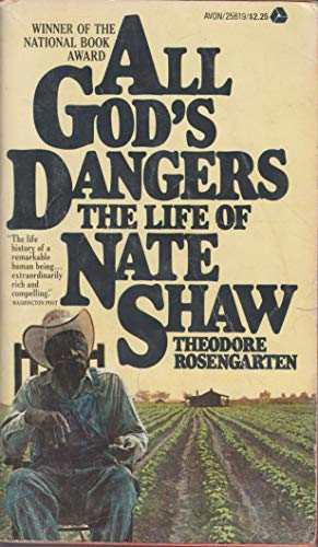 9780380005086: All Gods Dangers: the Life of Nate Shaw