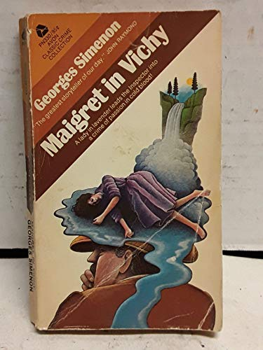 9780380005109: Maigret in Vichy