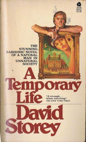 9780380005130: A temporary life