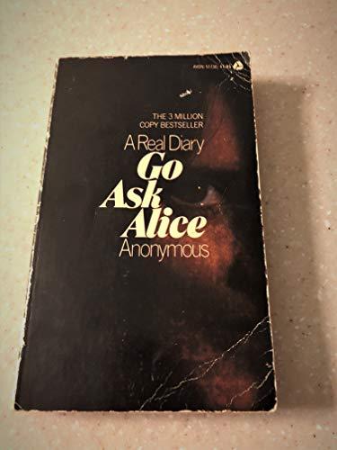 9780380005239: Go Ask Alice (Avon Flare Book)