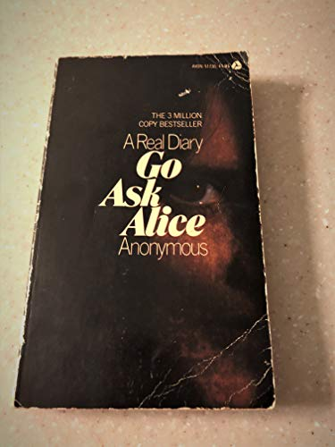 9780380005239: Go Ask Alice (Avon Flare Book)