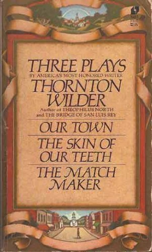 9780380005277: Three Plays