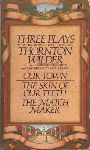 9780380005277: Three Plays