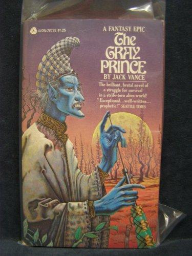 9780380005550: The Gray Prince
