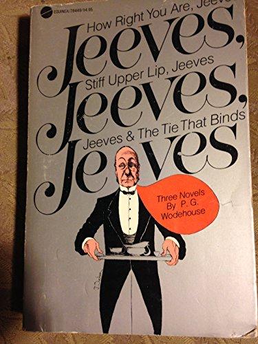 Jeeves, Jeeves, Jeeves: Wodehouse, P. G.
