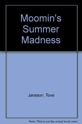 9780380006335: Moomin's Summer Madness
